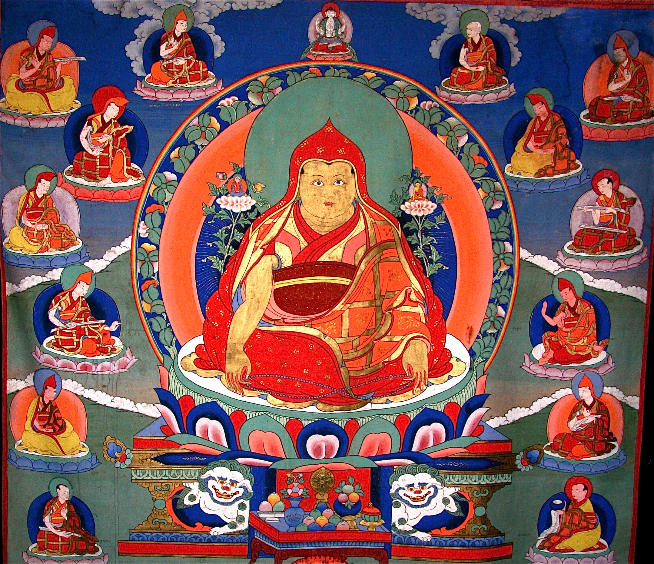 Are buddhists nihilists as many persons believe do we think that
