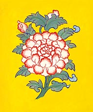 Buddhist symbol lotus 290 228