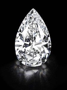 101.7 carat - World's largest flawless diamond