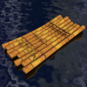 Image result for buddha raft