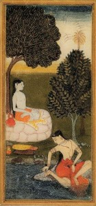 indian_miniature_art_-_an_ascetic_sitting_under_a_tree_and_a_woman_plucking_a_thorn_from_her_foot_mughal_painting_early_17th_century_48f96420-b89f-49c3-9bb8-afb93aa2adcc