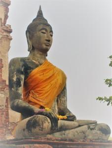 statue-of-buddha-ayutthaya