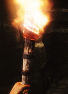 Skyrim-Torch