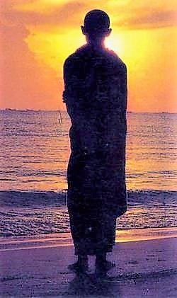 sunset_monk