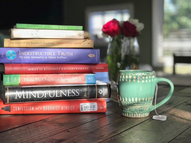 Dharma Books to Settle in & Wake Up With